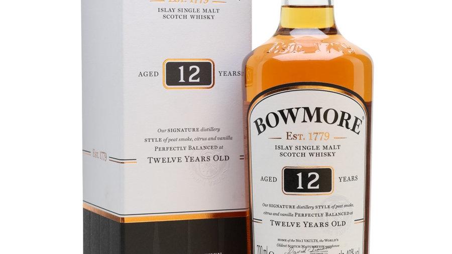Bowmore 12 jaar 0.7 Ltr