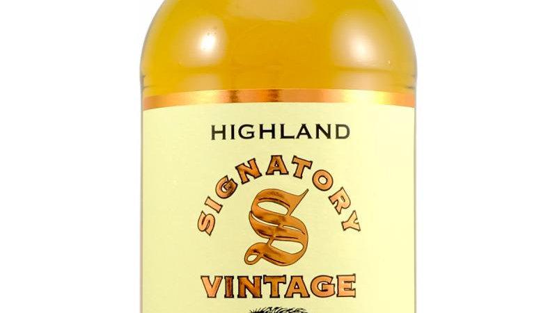 Strathmill Signatory Vintage 0.7 Ltr