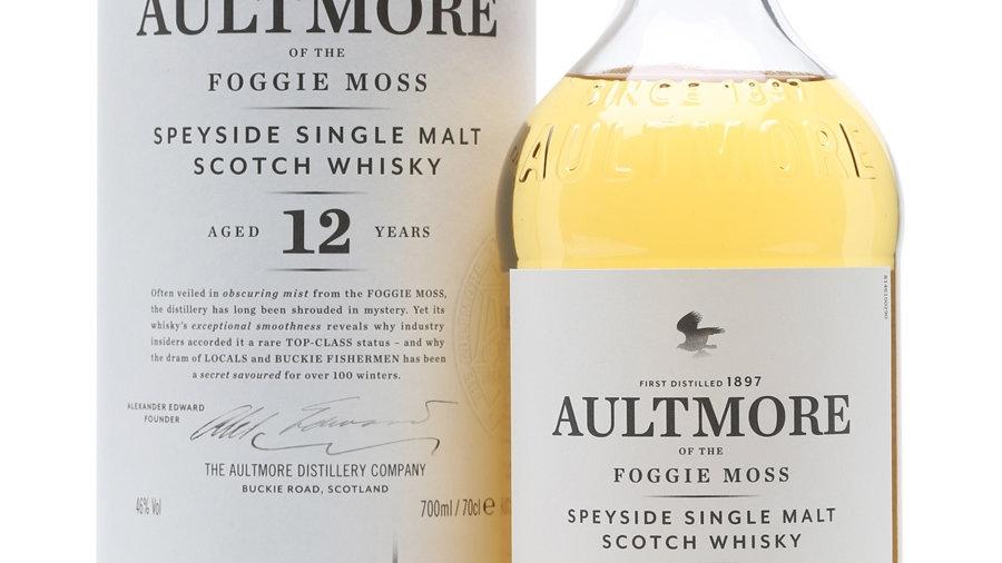 Aultmore 12 Jaar 0.7 Ltr