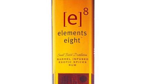 E8 Spiced Rum 0.7 Ltr