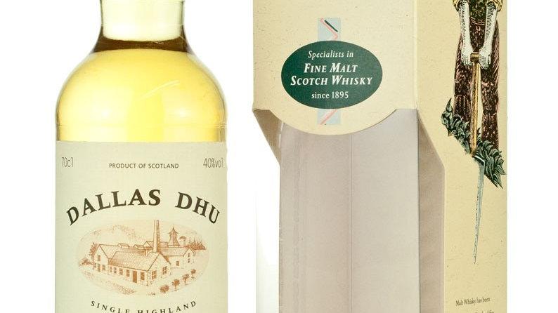Dallas Dhu 1980 Gordon & Macphail 0.7 Ltr