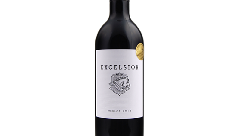Excelsior Merlot 2014 0.75 LTR