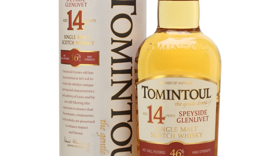Tomintoul 14 jaar 0.7 ltr