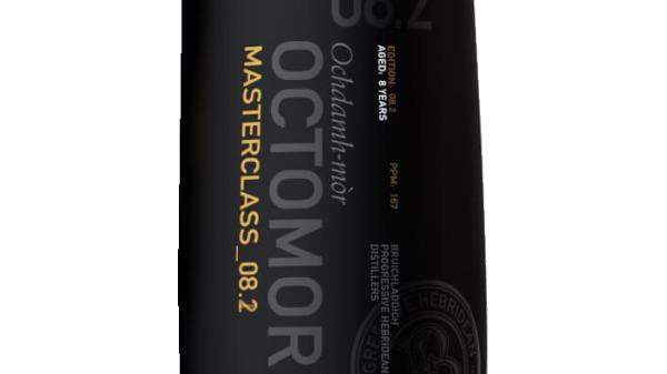 Octomore Edition 08.2 - 0.7 Ltr