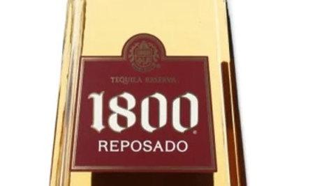 Tequila 1800 Reposado 0.7 ltr