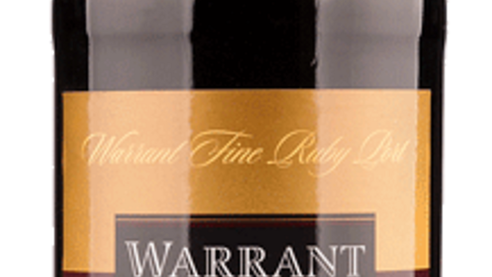 Warrant Port Ruby 1.0 Ltr