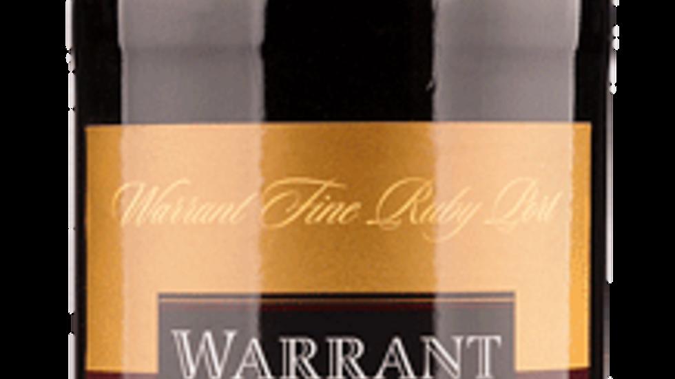 Warrant Port Ruby 1.0 Ltr