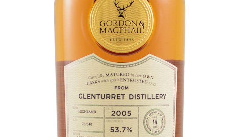 Glenturret Gordon & Macphail 0.7 Ltr