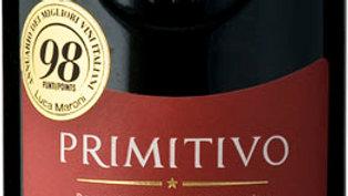 Boccantino Primitivo Appassito 2017 0.75 LTR