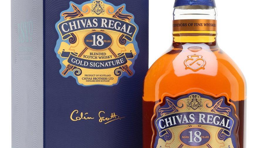 Chivas Regal 18 jaar 0.7 Ltr