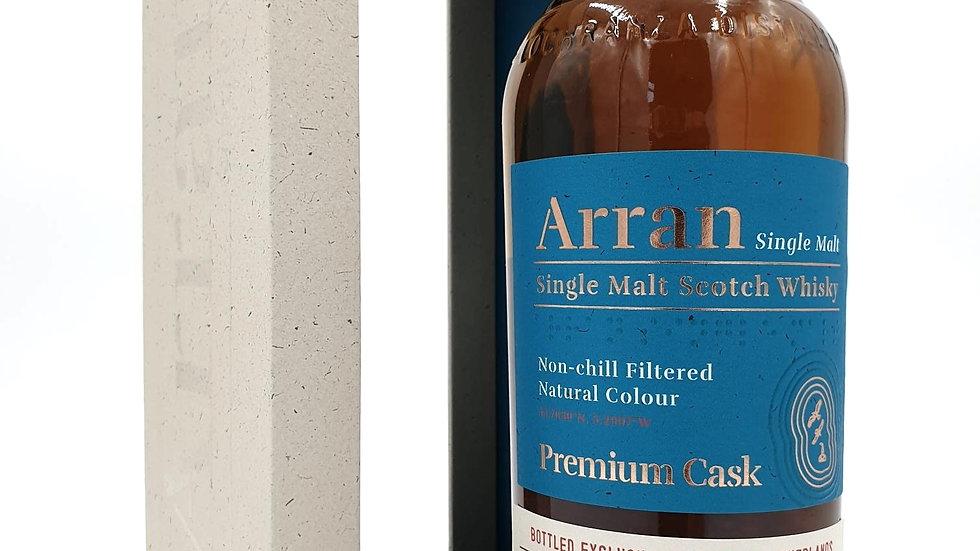 Arran Botteld For The Netherlands Single Cask 0.7 Ltr