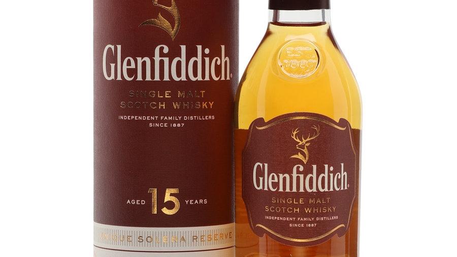Glenfiddich 15 Jaar 0.7 Ltr