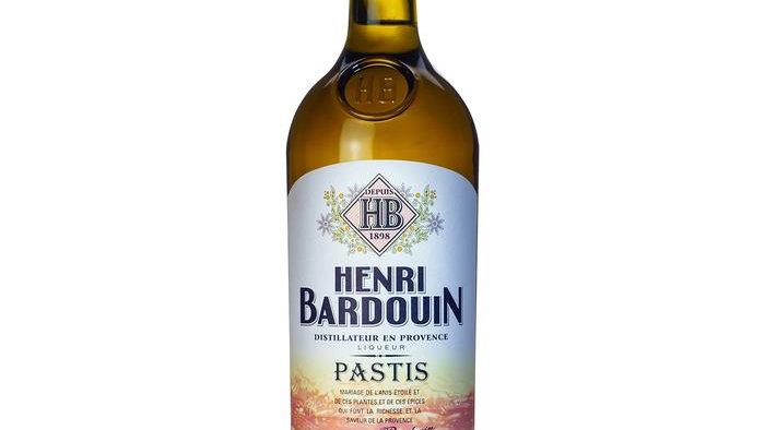 Henri Bardouin Pastis 0.7 ltr