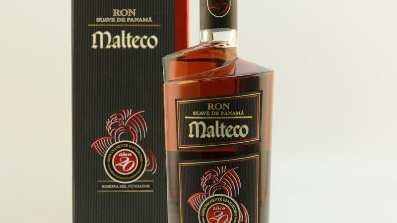 Malteco 20 Jaar 0.7 Ltr