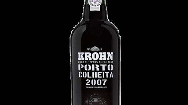 Krohn Colheita 2007 0.75 Ltr