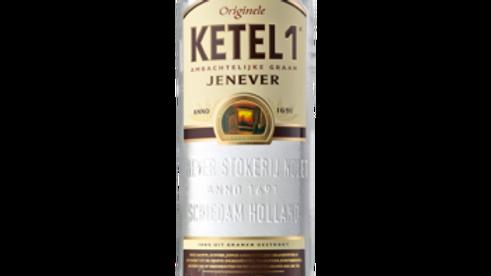 Ketel Jenever 1.0 Ltr