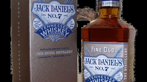 Jack Daniels Legacy 3 Edition 0.7 Ltr