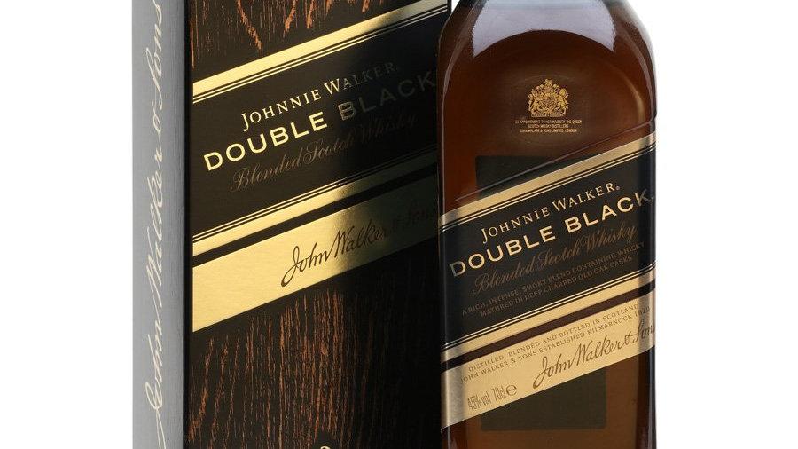 Johnnie Walker Double Black 0.7 Ltr