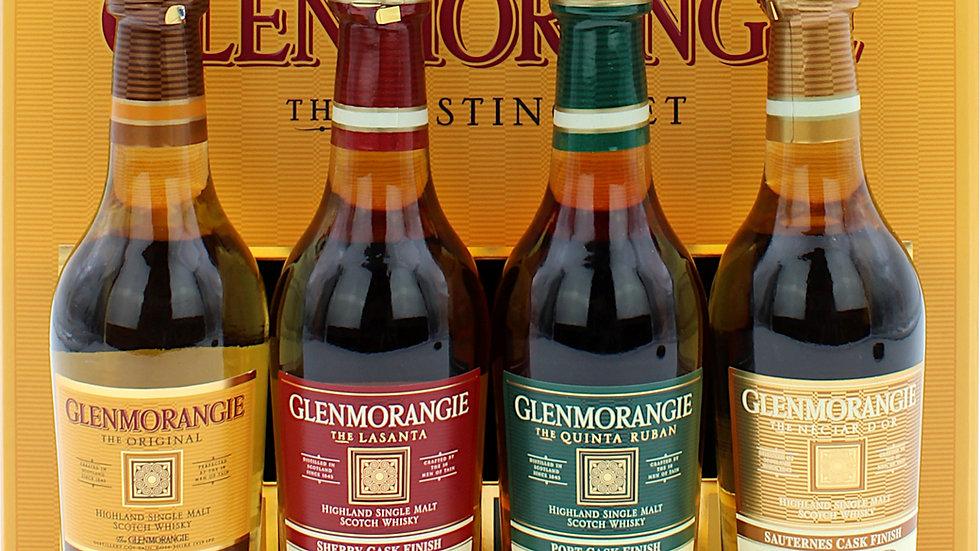 Glenmorangie Tasting Set  4x10cl
