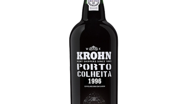 Krohn Colheita 1996 0.75 Ltr