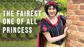 The Fairest One Of All Princess