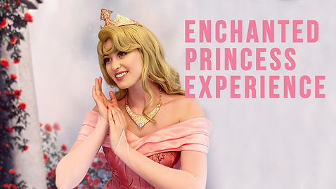 Enchanted Princess Experience Package