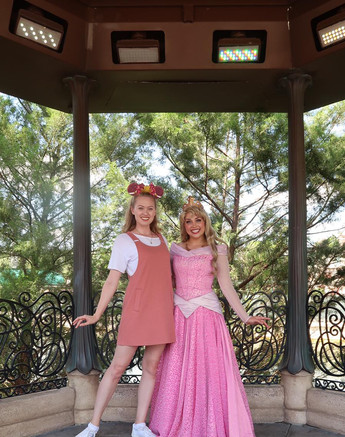 Charlotte & Princess Aurora