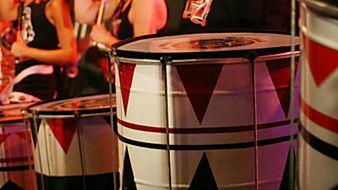 Portada Taller de Percusión