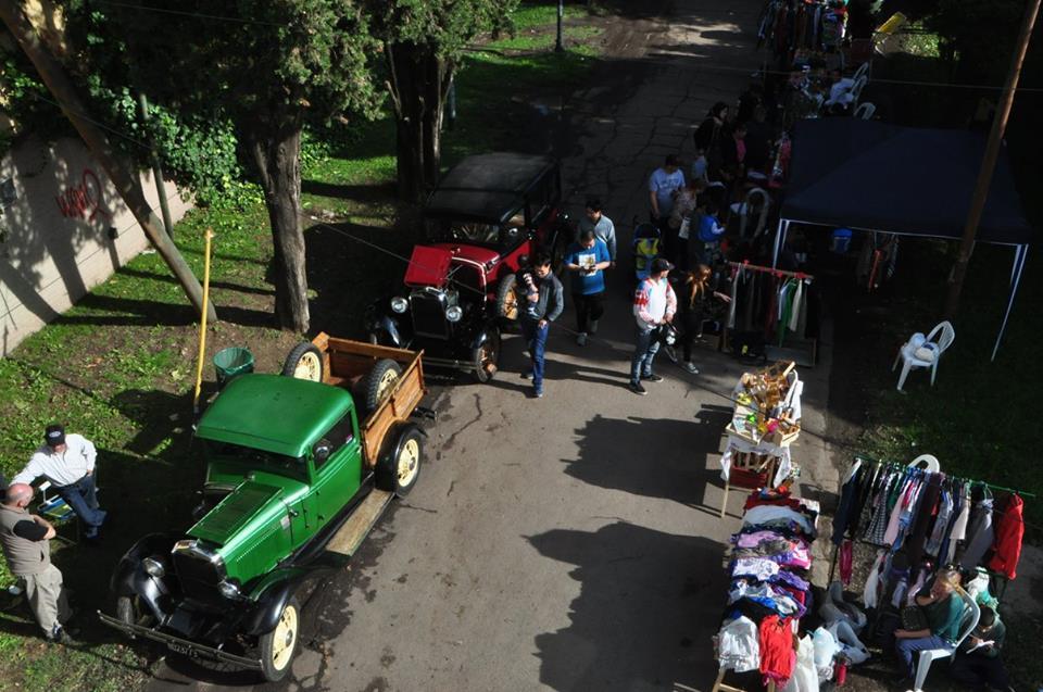 Feria del Baul