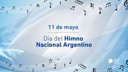 11 de mayo dia del himno nacional