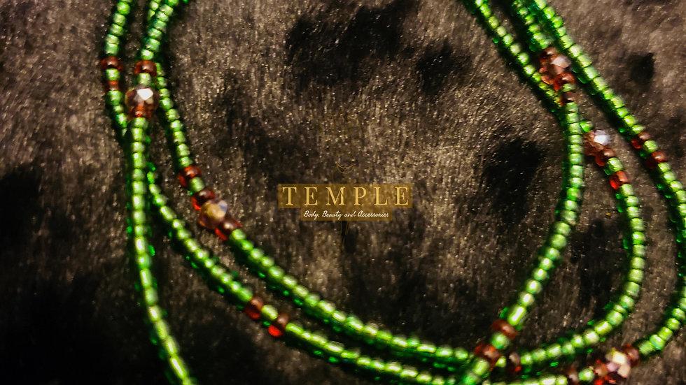 Juniper Goddess Waist Bead