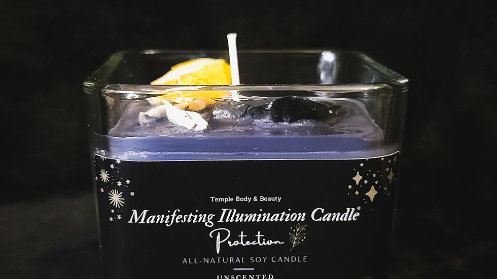 Protection Manifesting Candle