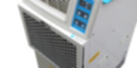 HEPA spot cooler