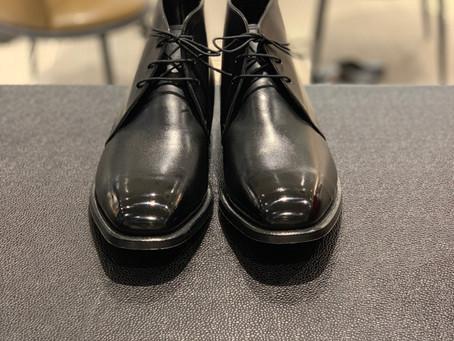 プレメンテ(靴の手入れ)