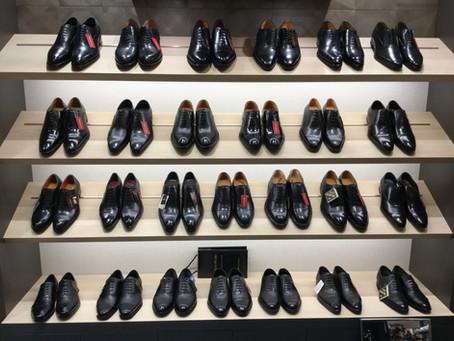 圧巻のストレートチップ(フォーマル靴)!!