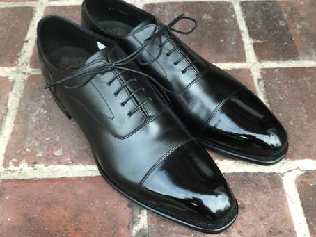 靴磨きって素晴らしい!!