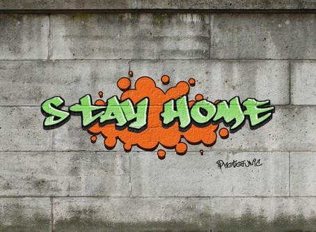Stay Home (家にいよう!)