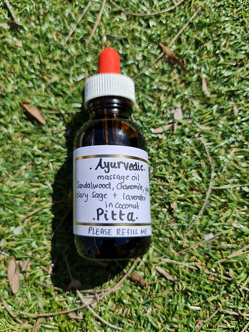 Pitta Massage Oil