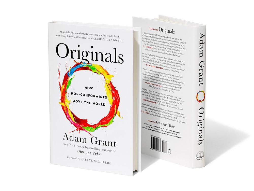 originals how non conformists move the world