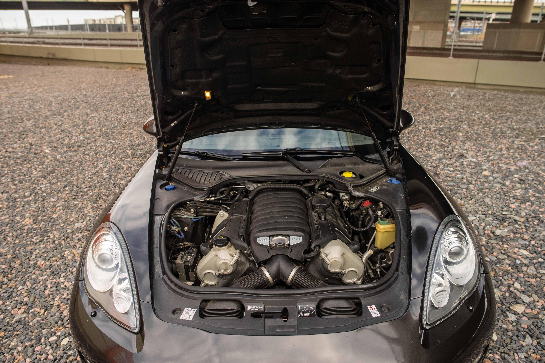 Porsche Panamera Cultcars