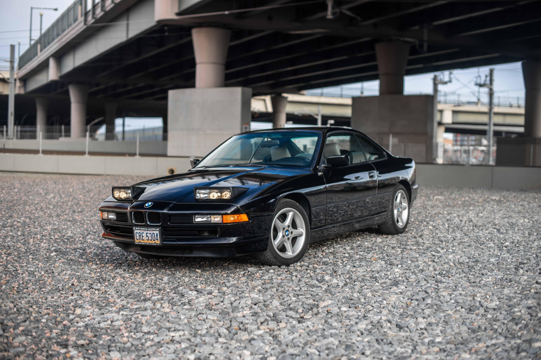 1991 BMW 850i | Unique Cars for Sale | Cult Cars LLC