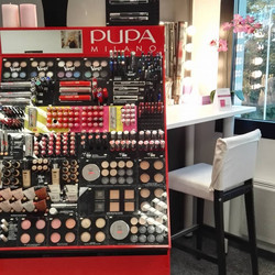 Espace maquillage Pupa
