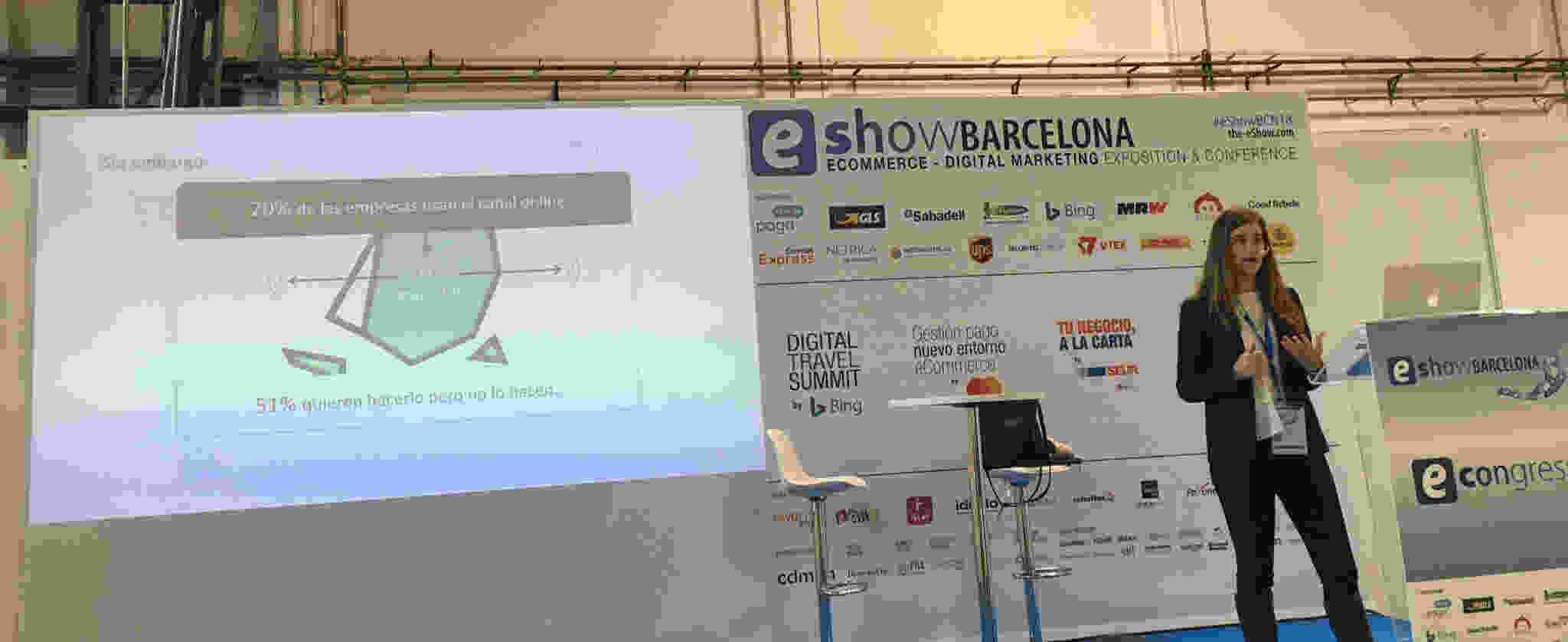 eshow barcelona 2018 - Comunicacion CoCo