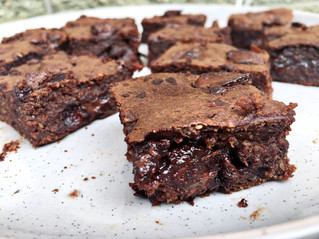 You'll never guess what's in these brownies!