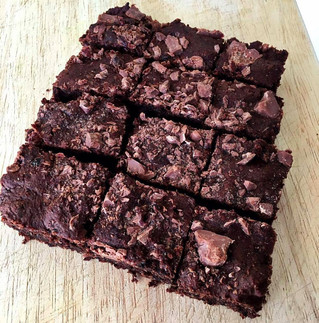 Brownies... with a twist