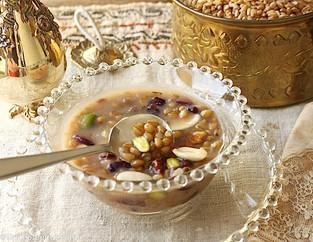 Wheat Berry Porridge