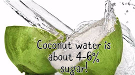 Do you actually know what's in coconut water?