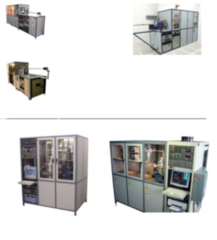 Manual MOCVD Systems