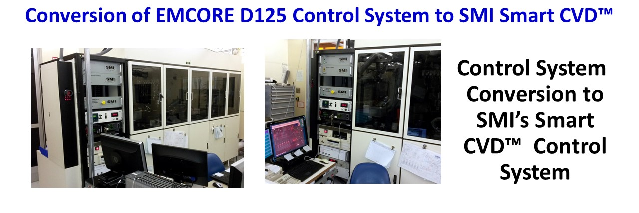 SMI MOCVD Conversion Control System