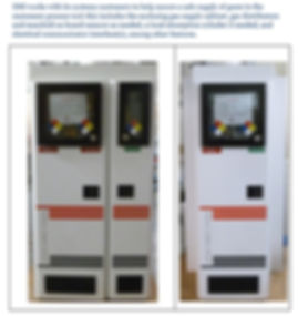 Structured Materials Industries (SMI) Gas Cabinets